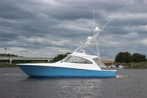New Viking 48 Sport Tower Convertible Fishing Boat For Sale