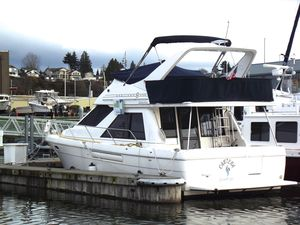 Used Bayliner 3788 Motor Yacht For Sale