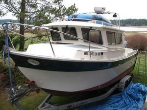 Used Sea Sport 27' Seamaster Saltwater Fishing Boat For Sale