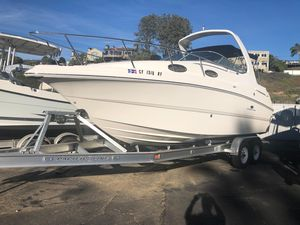 Used Chaparral 260 Signature260 Signature Cruiser Boat For Sale