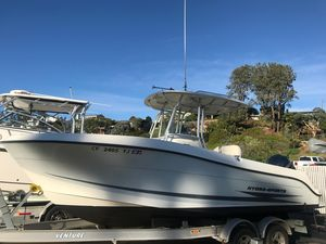 Used Hydrosport 22002200 Center Console Fishing Boat For Sale