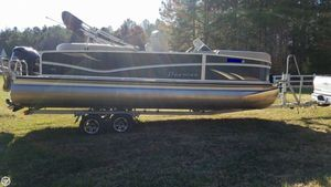 Used Premier Pontoons 230 Solaris RF Pontoon Boat For Sale