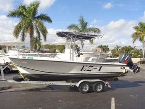 Used Dusky 203 Center Console Fishing Boat For Sale