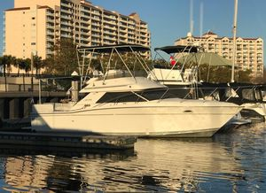 Used Wellcraft 3300 Sports Bridge Sports Fishing Boat For Sale