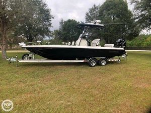 Used Shearwater Carolina Flare 270 Center Console Fishing Boat For Sale