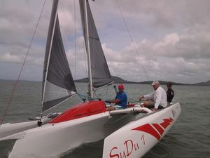 Used Corsair Pulse 600 Trimaran Sailboat For Sale
