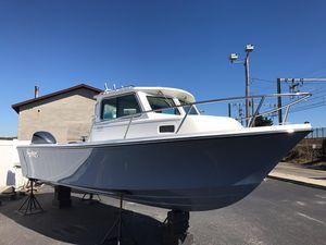 New Parker 2320 SL Sport Cabin Pilothouse Boat For Sale