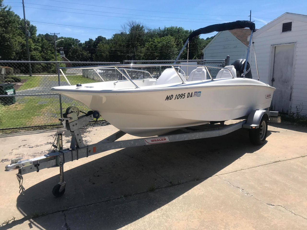 2011 Used Boston Whaler 170 Super Sport Other Boat For Sale