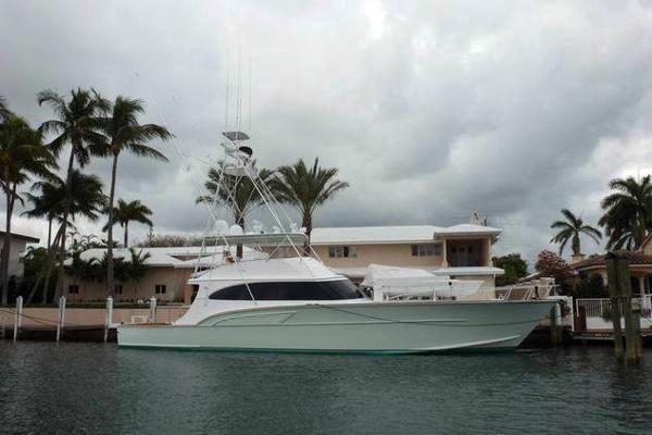 Used Custom Sportfish, Convertible Sports Fishing Boat For Sale