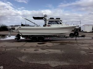 Used Skagit Orca 27 Pilothouse Boat For Sale