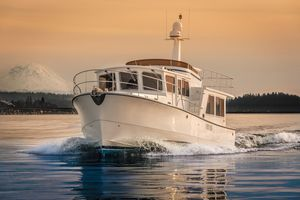 New Helmsman Trawlers 43 Pilothouse Trawler Boat For Sale