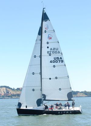 Used Farr 40 One Design Class Racer and Cruiser Sailboat For Sale