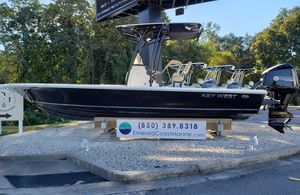 New Key West 250 Bay Reef Saltwater Fishing Boat For Sale