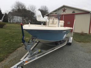 Used Carolina Skiff Sea Skiff 21 Center Console Fishing Boat For Sale