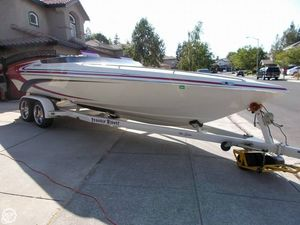 Used Howard Bullet 25 High Performance Boat For Sale