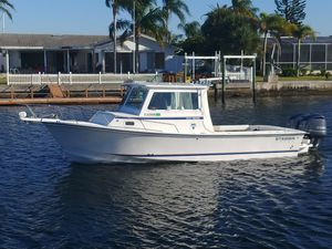 New Steiger Craft 260 V Miami Pilothouse Boat For Sale