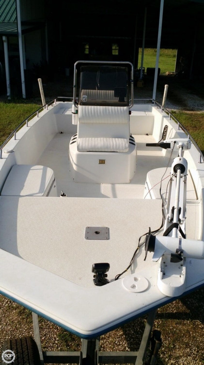1997 used bay quest 22 center console fishing boat for. Black Bedroom Furniture Sets. Home Design Ideas