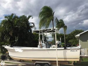 Used Shamrock 260 Center Console Fishing Boat For Sale