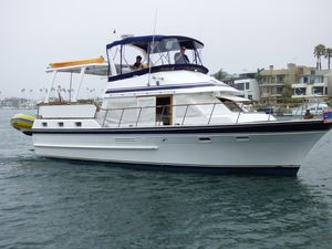 Used Spindrift 40 Motor Yacht For Sale