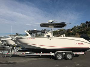 Used Boston Whaler 240 Outrage240 Outrage Saltwater Fishing Boat For Sale