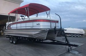 New Manitou 25 X-Plode RF SHP25 X-Plode RF SHP Pontoon Boat For Sale