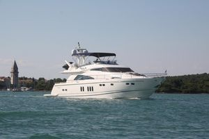 Used Fairline 78 Squadron Motor Yacht For Sale