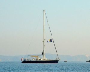 Used Hylas RS Cutter Sailboat For Sale