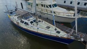 Used Hylas RS 54 Cutter Sailboat For Sale
