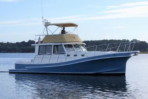 Used Fox Island Trawler Boat For Sale