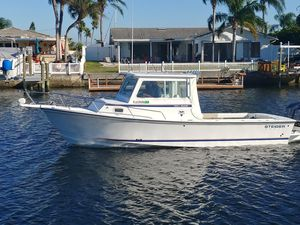 Used Steiger Craft 260 V Miami Pilothouse Boat For Sale