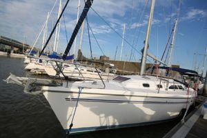 Used Catalina 350 Cruiser Sailboat For Sale