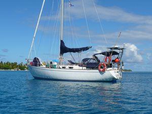 Used Fraser Cruiser Sailboat For Sale
