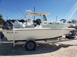 Used Key Largo Sport Fishing Boat 196Sport Fishing Boat 196 Freshwater Fishing Boat For Sale