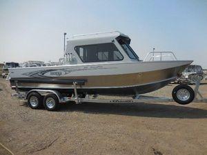 New Hewescraft 240 Ocean Pro HT240 Ocean Pro HT Aluminum Fishing Boat For Sale