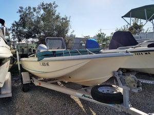 Used Scout 162 Center Console Fishing Boat For Sale