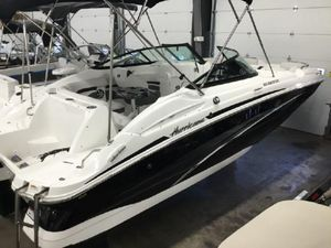 New Hurricane SD 2200 DC OBSD 2200 DC OB Deck Boat For Sale