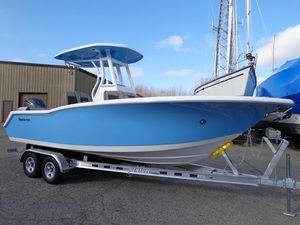 New Tidewater 232 LXF Center Console Fishing Boat For Sale