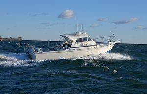 Used Bertram Bahia Mar 31 Downeast Fishing Boat For Sale