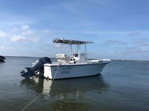 Used Parker 21 Deep-v CC Center Console Fishing Boat For Sale