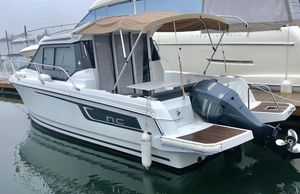 Used Jeanneau Nc795 Pilothouse Boat For Sale