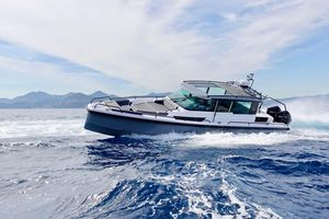 New Axopar 37 ST37 ST Center Console Fishing Boat For Sale