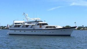Used Burger Raised Pilothouse M/YRaised Pilothouse M/Y Motor Yacht For Sale