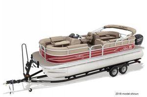 New Sun Tracker PB 22 XP3 w/ Mercury 150hp TRI-TOONPB 22 XP3 w/ Mercury 150hp TRI-TOON Pontoon Boat For Sale