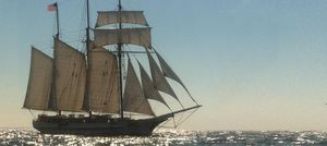 Used Schooner 3 Masted Brigantine Schooner Sailboat For Sale