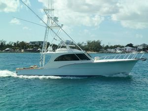 Used Jersey Cape Hardtop Express SF Sports Fishing Boat For Sale