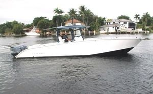 Used Cape Horn Yachts 36 Xs/cc Center Console Fishing Boat For Sale