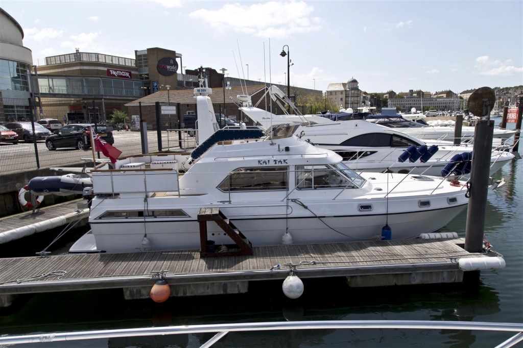 Used Fairline Turbo 36 Motor Yacht For Sale