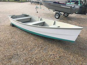 Used Beetle 12ft Skiff12ft Skiff Dinghie Boat For Sale