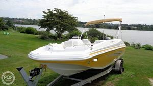 Used Hurricane 188 Deck Boat For Sale