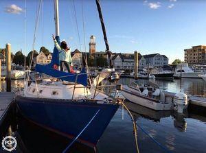 Used Hunter Cherubini 37 Racer and Cruiser Sailboat For Sale